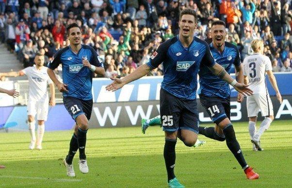 Hertha Berlin và Hoffenheim đang rộng cửa dự cúp châu Âu mùa tới