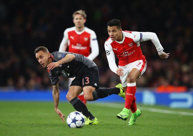 Alexis nhiều khả năng sẽ rời Arsenal