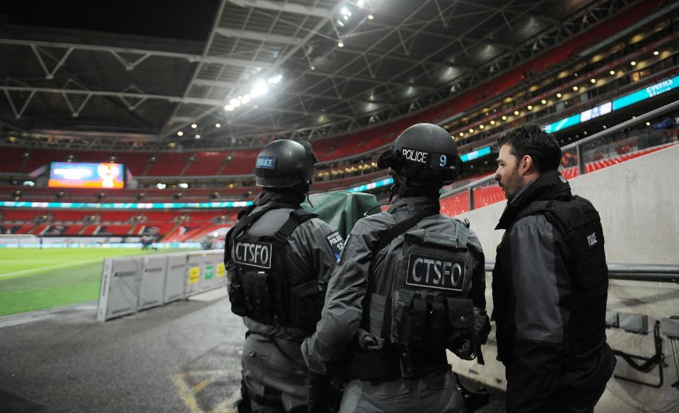 An ninh sẽ được thắt chặt tại Wembley