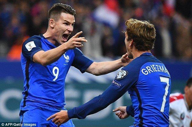 Pháp sẽ có trận đấu dễ dàng trước Luxembourg