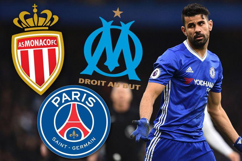 Costa có thể sẽ đến Pháp