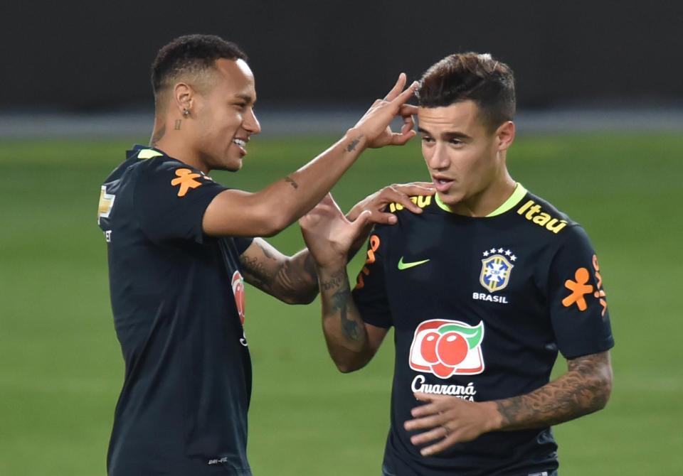 Coutinho và Toure