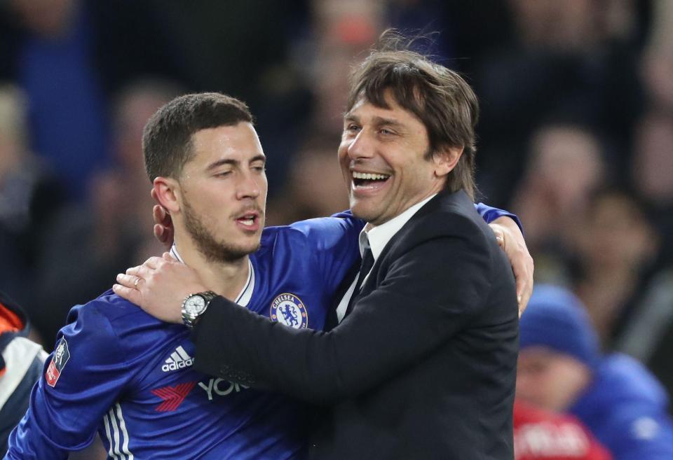 Hazard và Conte