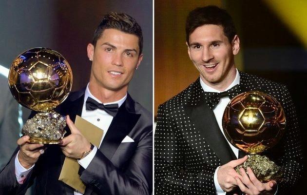 Ronaldo và Messi đã đua tranh trong 10 năm qua