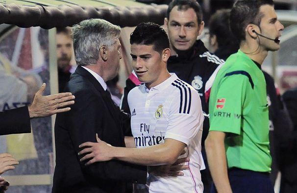 Nếu rời Real, James Rodriguez sẽ ưu tiên gia nhập Bayern