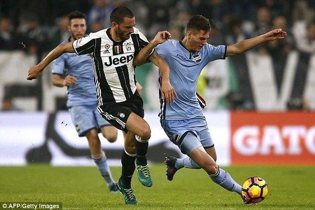 Nhiều cầu thủ Juventus được nghỉ ngơi trận đấu này