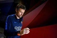 Barcelona đã có người thay Enrique