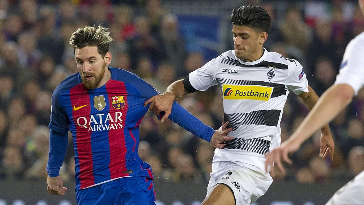 Dortmund chính thức có được chữ ký của Mahmoud Dahoud (phải)