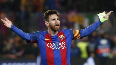 Messi sẽ ở lại Barcelona sau năm 2018