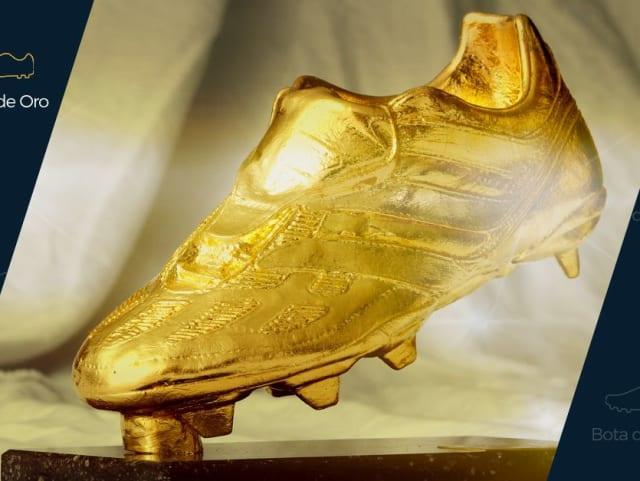 Danh hiệu Chiếc giày vàng châu Âu