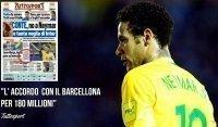 Abramovic có thỏa thuận mua Neymar?