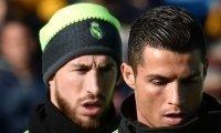 """Ramos và Ronaldo """"chiến tranh lạnh"""""""