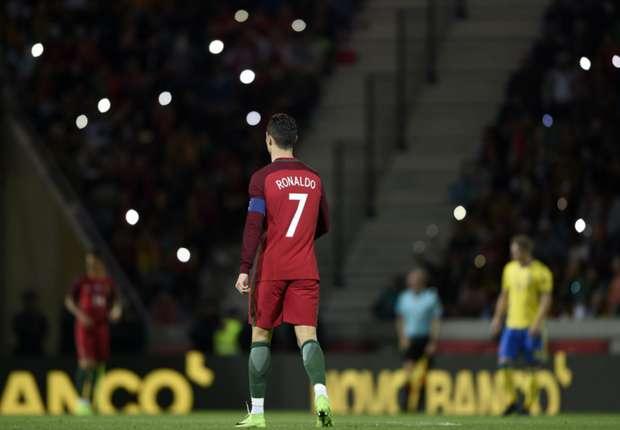 Ronaldo đứng thứ 3 ở châu Âu về thành tích ghi bàn tại đội tuyển