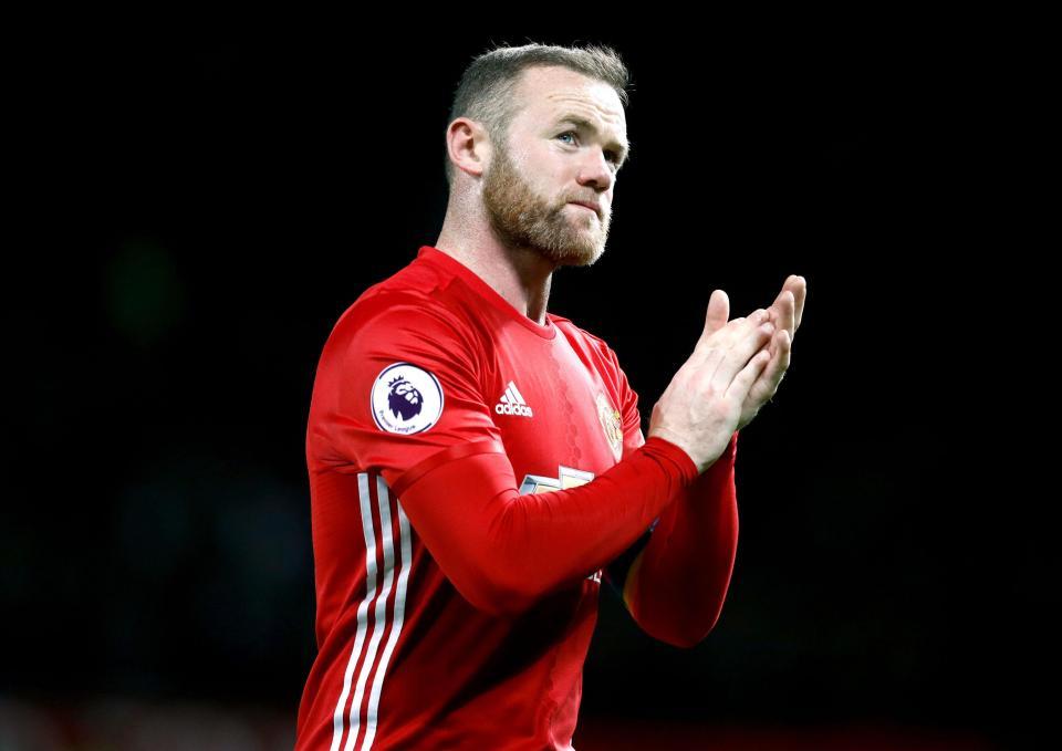 Rooney không có một mùa giải tốt nhất