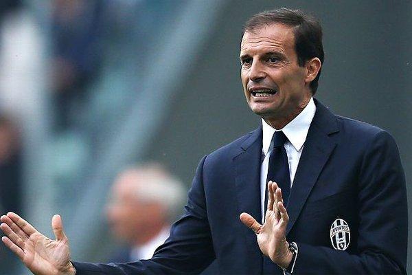 Allegri đang dẫn dắt Juventus