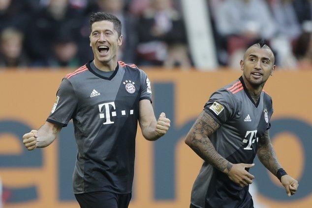 Bayern Munich đang khẳng định sự thống trị ở Bundesliga