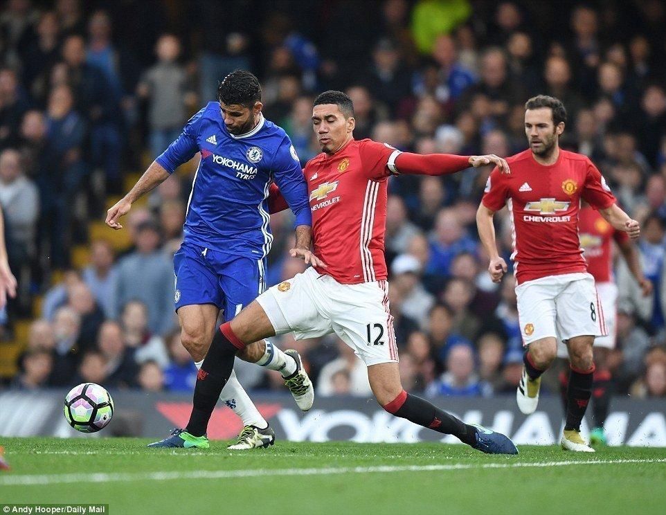 M.U thảm bại 0-4 ở lần viếng thăm Stamford Bridge gần đây