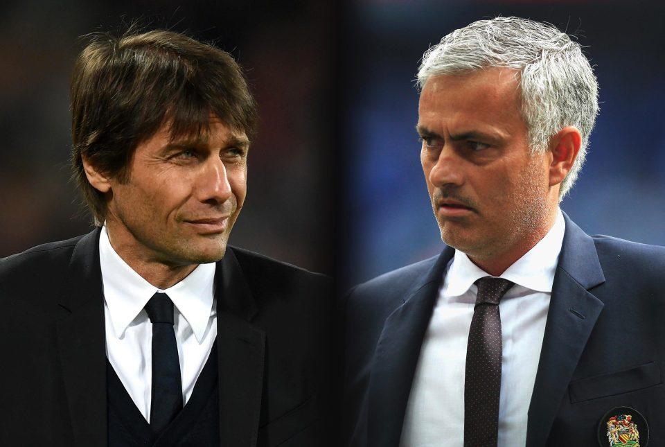 """Mourinho vẫn chưa """"nuốt trôi cục tức"""" vì những màn nhảy múa ăn mừng của Conte"""