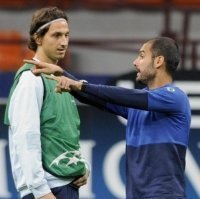 Ibrahimovic vẫn hận Pep