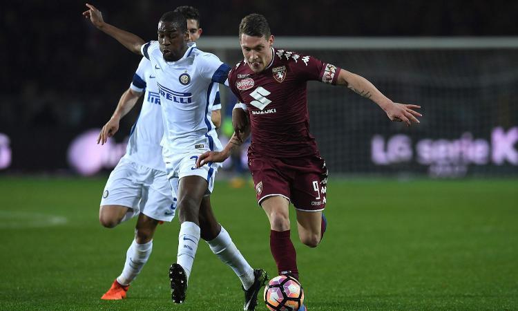Inter Milan bị chia điểm trên sân Torino