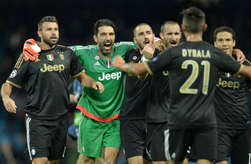 Từ mùa 2018/19, Italia sẽ tăng thêm 1 suất dự Champions League