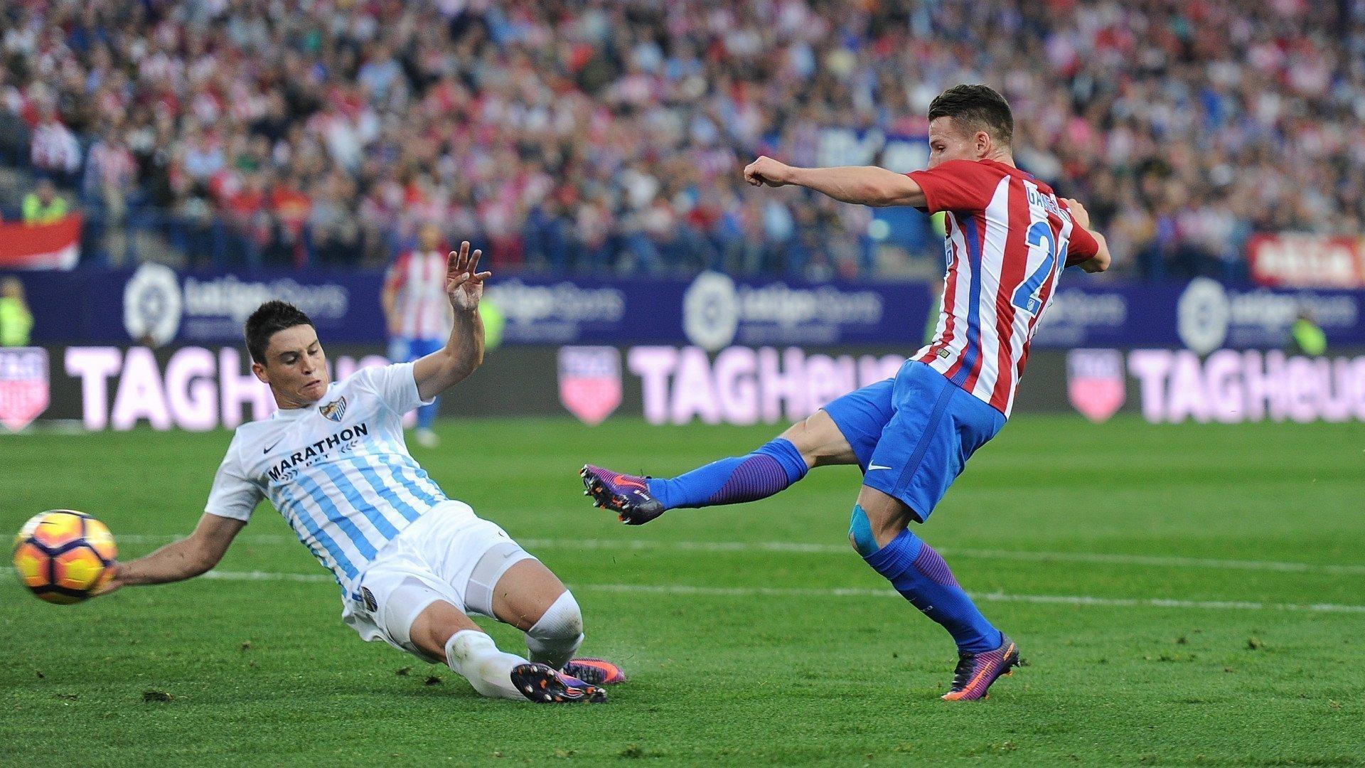 Malaga - Atletico Madrid: Khuất phục một đối thủ Andalucia khác