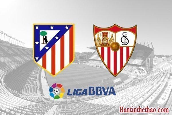 Link sopcast trận Atletico Madrid – Sevilla
