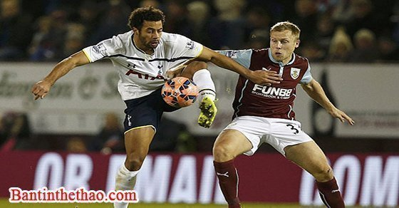 Link sopcast trận Burnley (BUR) – Tottenham