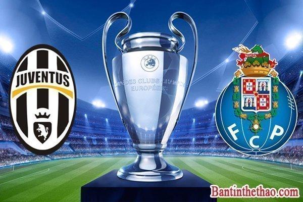 Link sopcast Juventus – Porto 15/3/2017 vòng 1/8 lượt về Cup C1