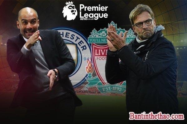 Link sopcast trận Manchester City (MC) – Liverpool