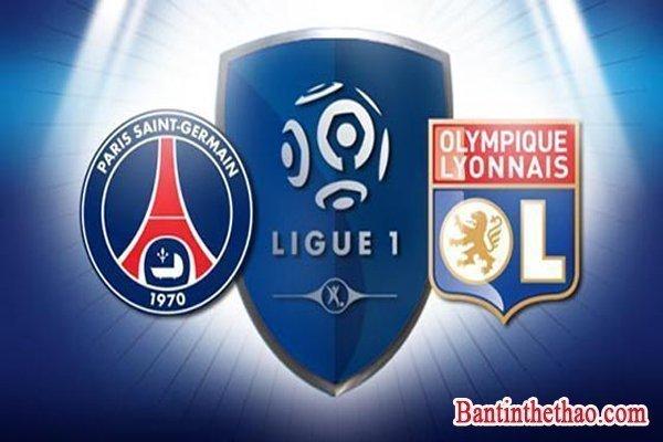 Link sopcast trận đấu PSG - Lyon