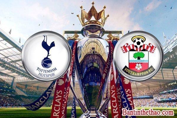 Link sopcast trận Tottenham Hotspur – Southampton