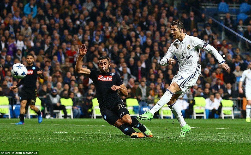 Napoli hy vọng lật đổ Real Madrid tại San Paolo