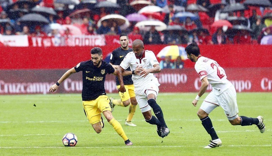 Atletico Madrid - Sevilla: Ai sẽ chiến thắng?