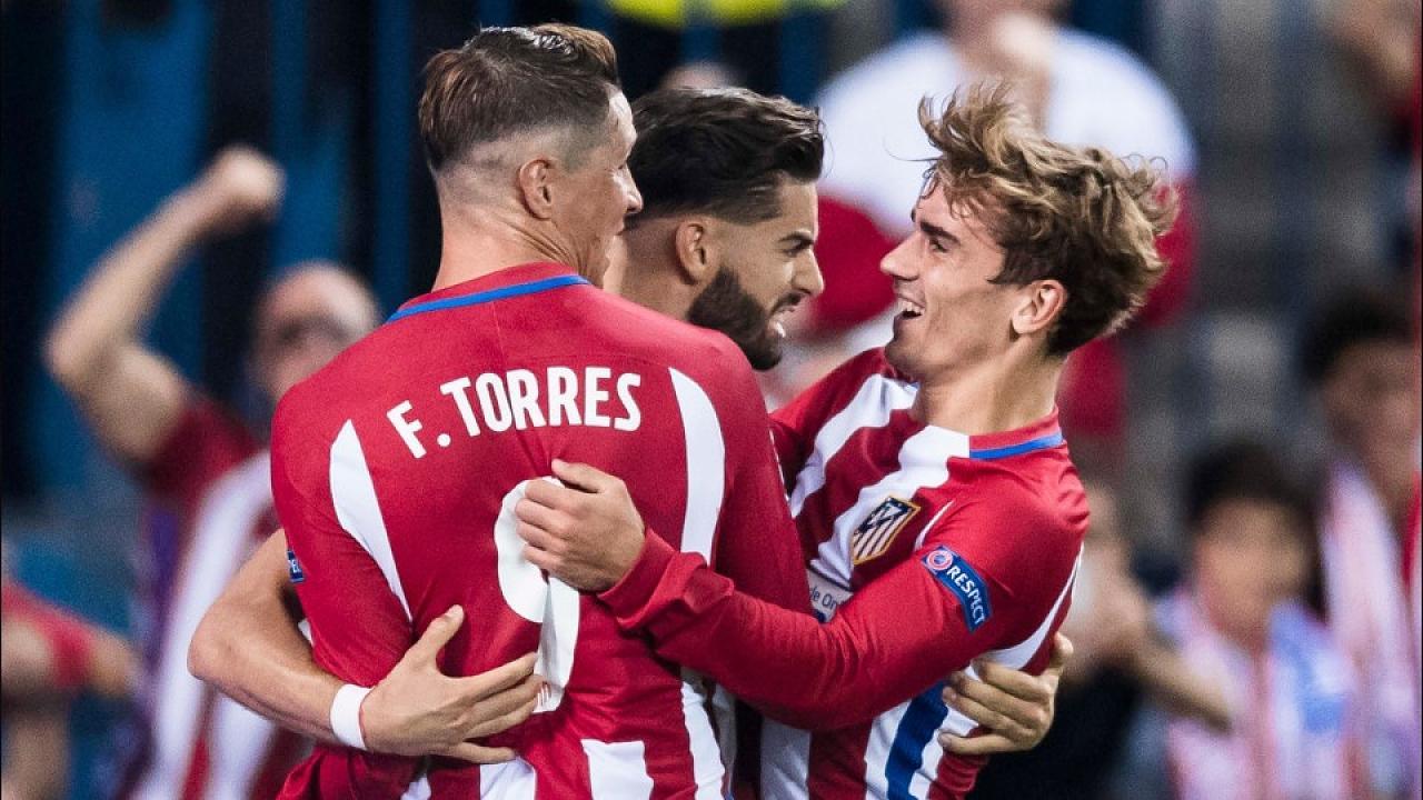 Atletico Madrid – Real Sociedad