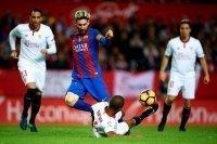 00h30 ngày 6/4, sân Camp Nou, Barcelona - Sevilla: Messi hay khách bùng nổ?