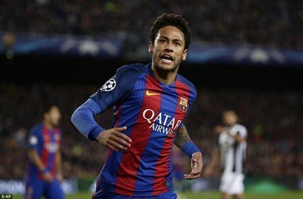 Neymar không thể dự Siêu kinh điển vì án treo giò