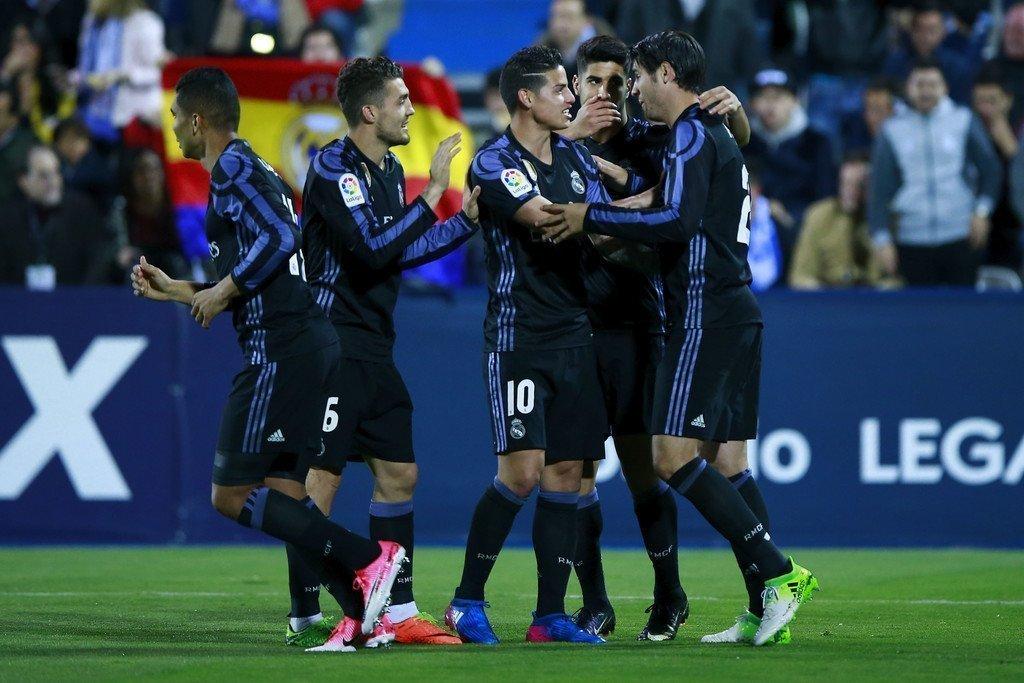 Các cầu thủ dự bị sẽ tiếp nối chuỗi trận thắng lợi của Real Madrid?