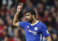 Trung Quốc làm mới đề nghị cho Costa, Chelsea lo ngay ngáy