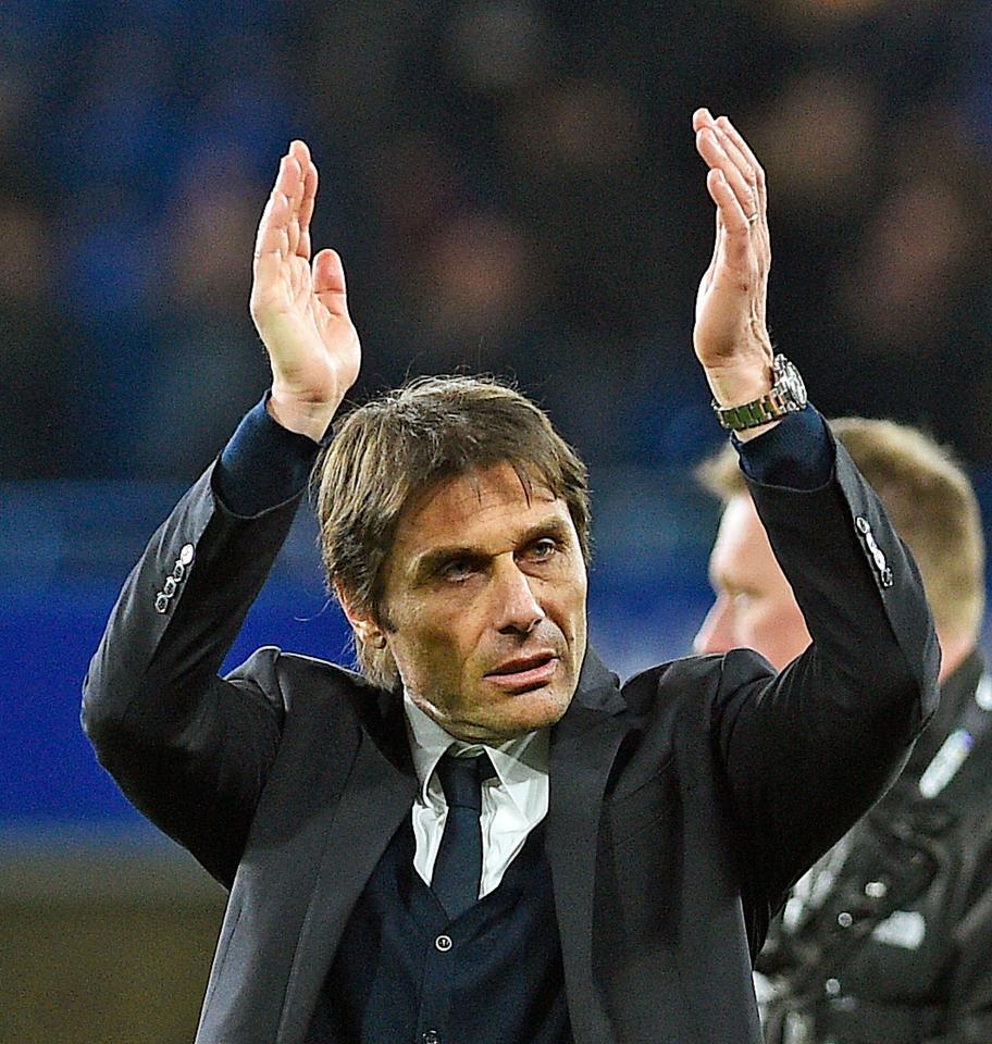 Conte sẽ không rời Chelsea