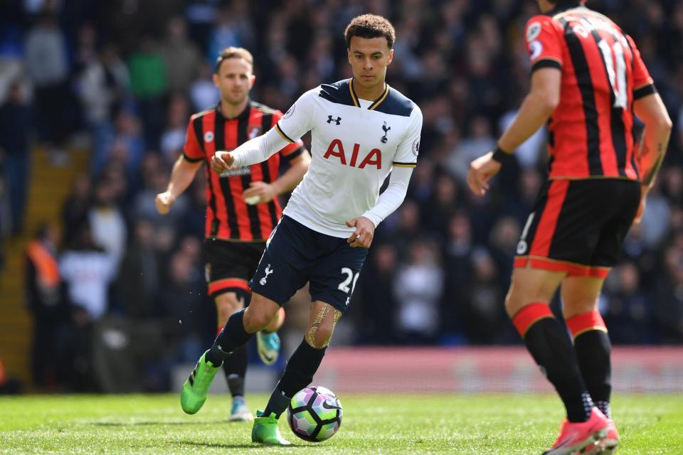 Tottenham cần có 3 điểm