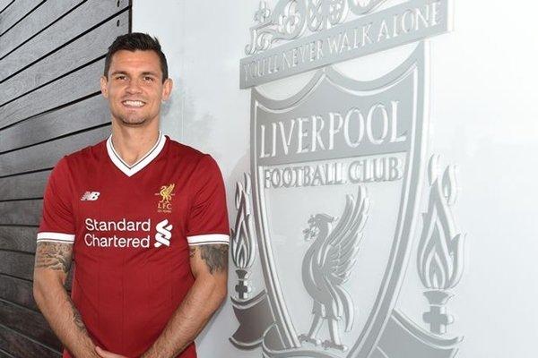 Trung vệ Dejan Lovren gắn bó tương lai lâu dài với Liverpool bằng bản hợp đồng 4 năm