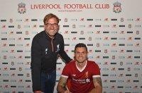 Liverpool giữ chân trụ cột đến năm 2021