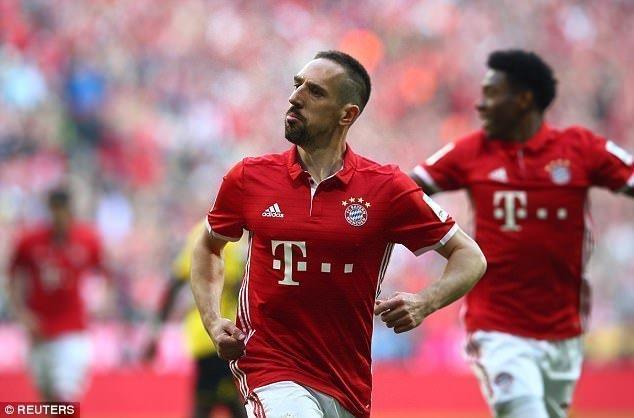 Bayern Munich khẳng định sức mạnh trước Dortmund