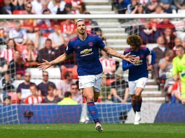 Ibrahimovic sẽ rời Old Trafford nếu M.U thất bại trong mục tiêu dự Champions League mùa tới