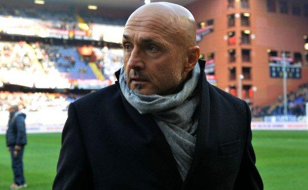 Luciano Spalletti được cho là đến Milan để đàm phán với Inter
