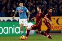Marek Hamsik tự tin Napoli sẽ đá bay vị trí thứ 2 của Roma