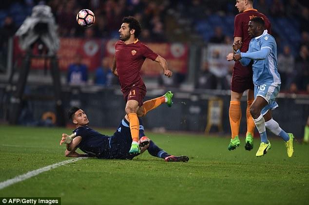 Chiến thắng 3-2 ở lượt về là không đủ để Roma ngược dòng vào chung kết