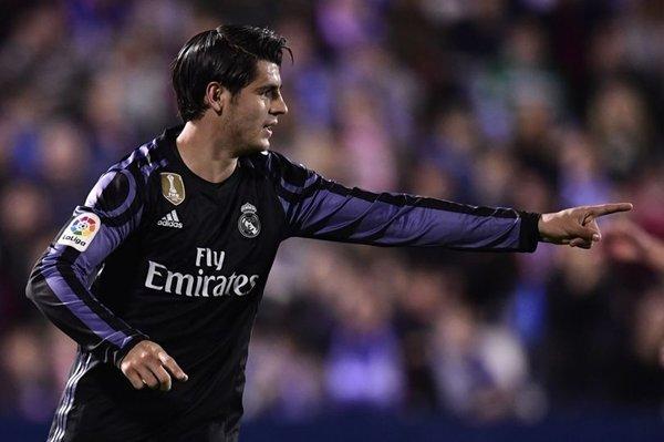 Morata để ngỏ cánh cửa chuyển sang Premier League thi đấu cho Chelsea