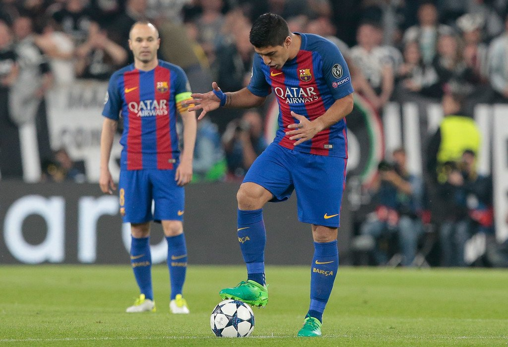 Barcelona lại trở về với cảm giác thất vọng như cách đây đúng 1 năm